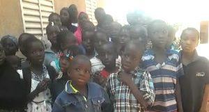 Voeux 2019 des enfants de L'Ased